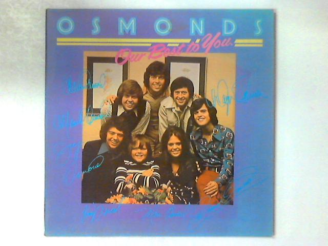 Our Best To You LP COMP by The Osmonds