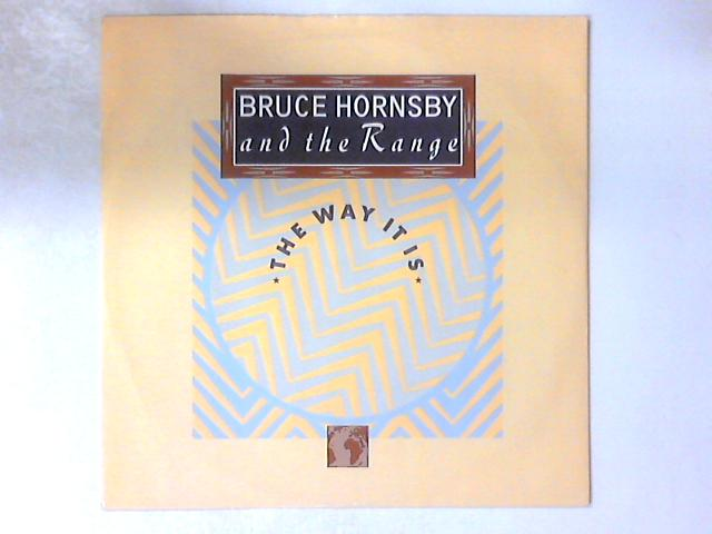 The Way It Is 12in by Bruce Hornsby And The Range