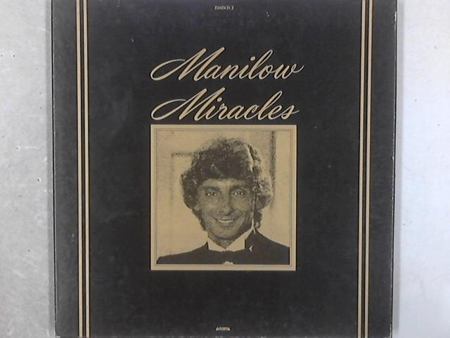 Manilow Miracles Box LP by Barry Manilow