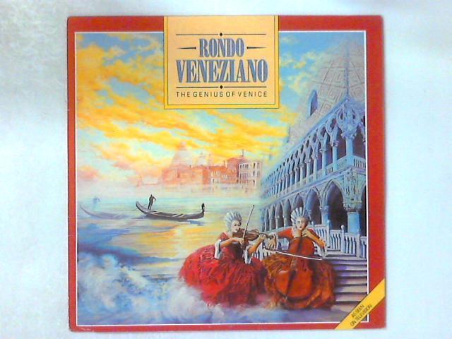The Genius Of Venice LP by Rondò Veneziano