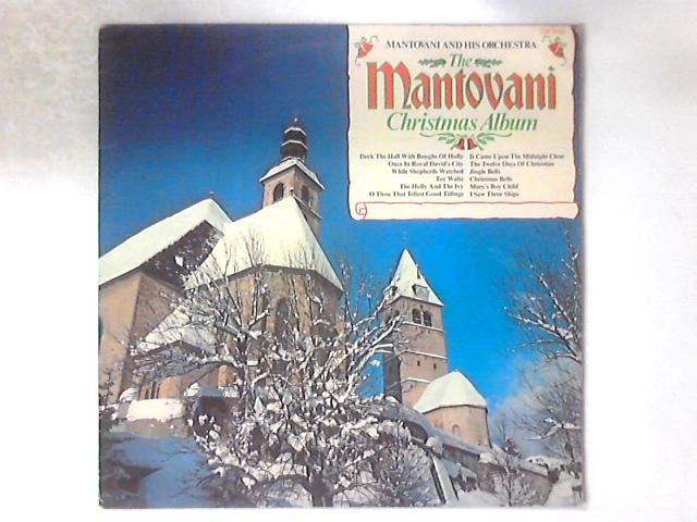 The Mantovani Christmas Album LP By Mantovani And His Orchestra