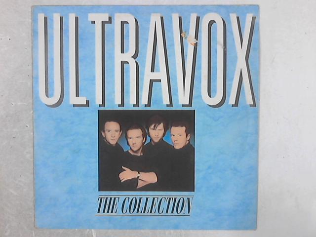 The Collection LP by Ultravox