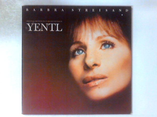 Yentl - Original Motion Picture Soundtrack LP GATEFOLD by Barbra Streisand