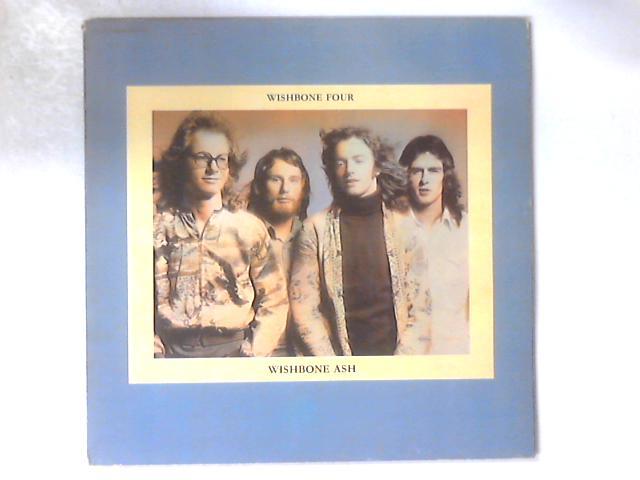 Wishbone Four LP GATEFOLD By Wishbone Ash