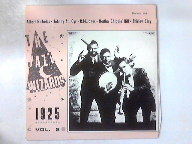 The Jazz Wizards Vol. 2 1925 LP COMP By Various