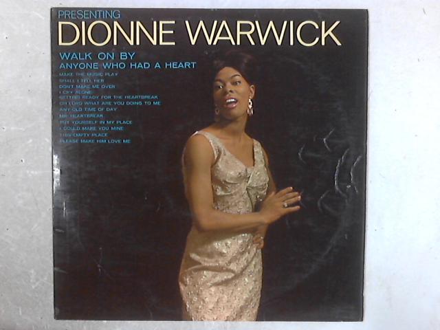 Presenting Dionne Warwick LP By Dionne Warwick