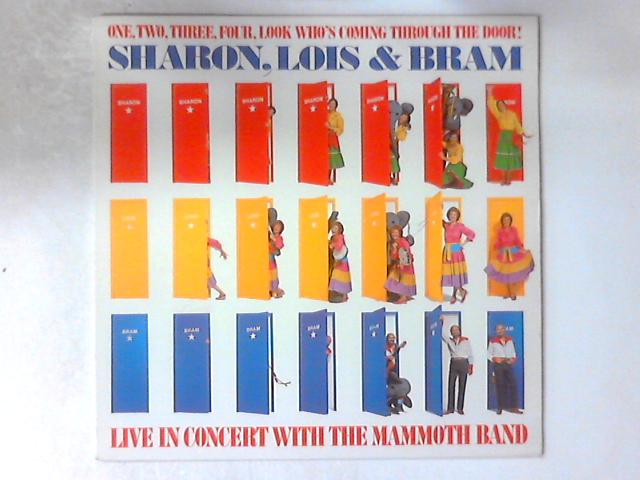 One, Two, Three, Four, Look Who's Coming Through The Door! LP By Sharon, Lois & Bram
