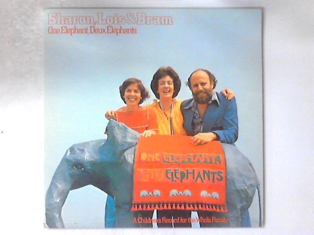 One Elephant, Deux Éléphants LP By Sharon, Lois & Bram