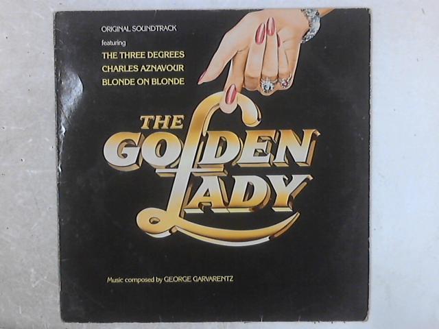 The Golden Lady OST LP By Georges Garvarentz