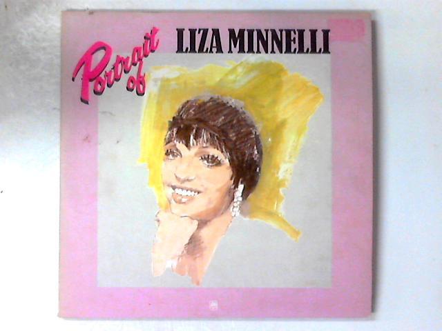 Portrait Of Liza Minnell 2xLP COMP GATEFOLD By Liza Minnelli