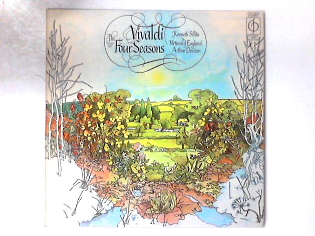 The Four Seasons LP By Antonio Vivaldi