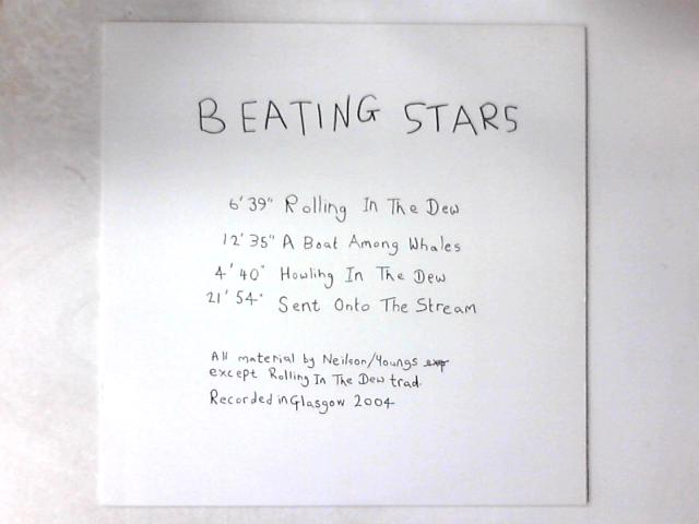 Beating Stars LP By Richard Youngs & Alexander Neilson