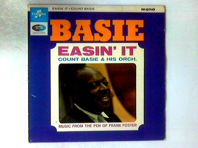 Basie Easin' It LP By Count Basie Orchestra