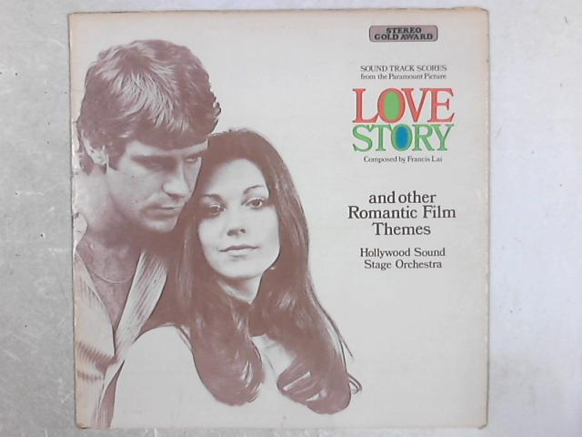 Love Story LP By The Hollywood Sound Stage