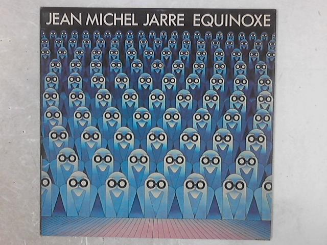 Equinoxe LP By Jean-Michel Jarre