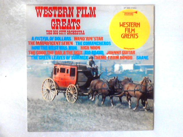 Western Film Greats LP By The Big City Orchestra (2)