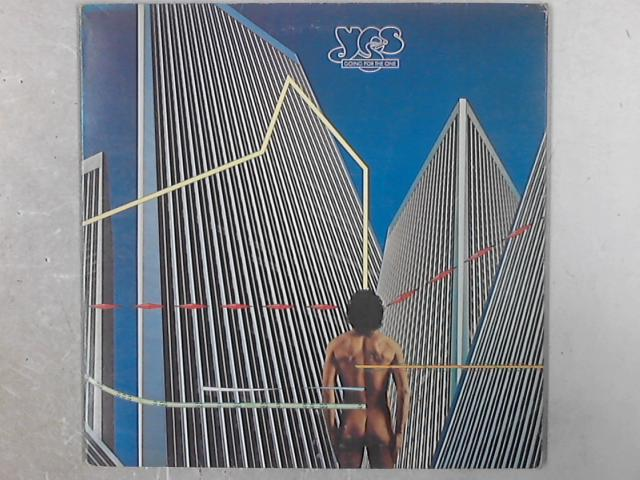 Going For The One LP By Yes