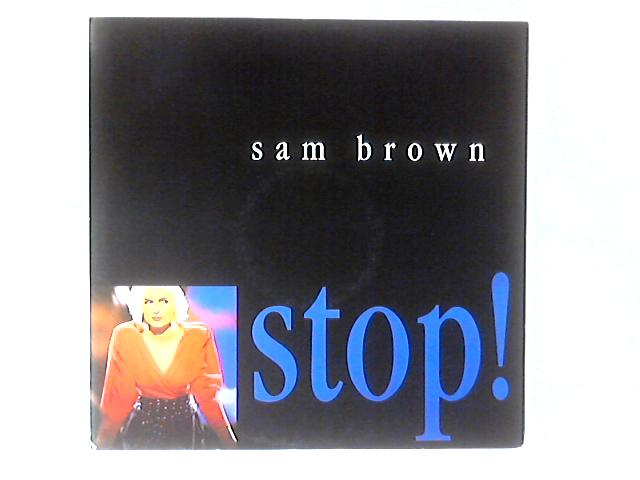 Stop 12in By Sam Brown