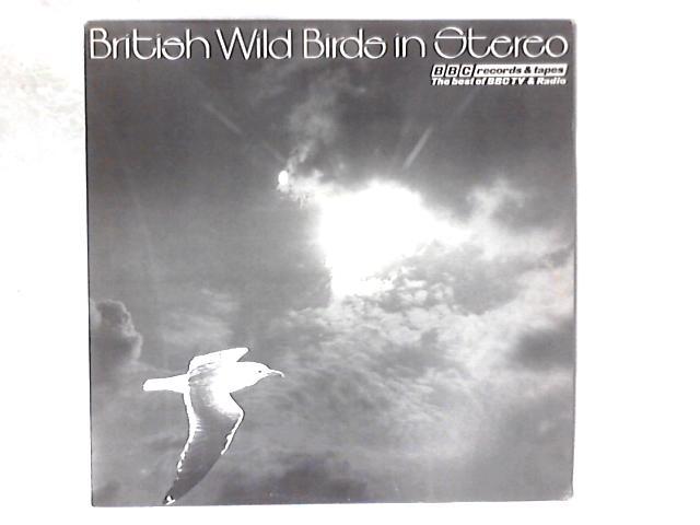 British Wild Birds In Stereo LP by John F. Burton