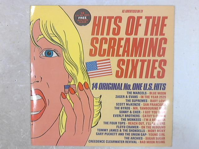 Hits Of The Screaming Sixties 14 Original No One U.S. Hits COMP LP By Various