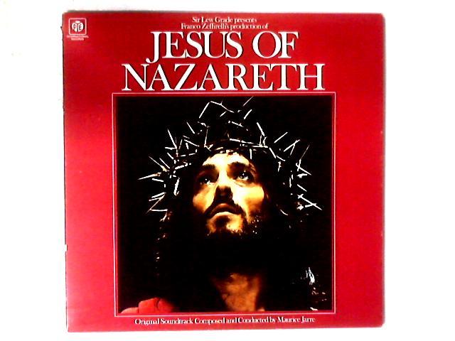 Jesus Of Nazareth (Original Soundtrack) LP GATEFOLD By Maurice Jarre