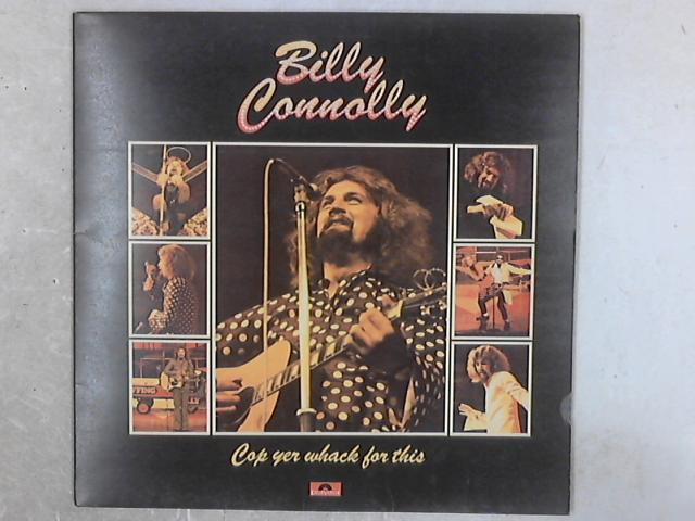 Cop Yer Whack For This LP by Billy Connolly