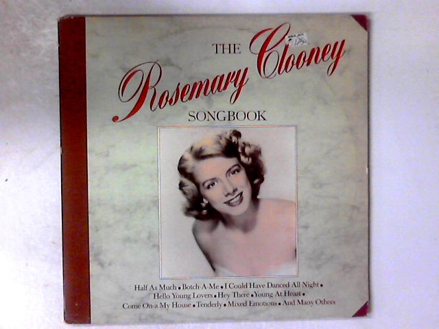 The Rosemary Clooney Songbook 2xLP COMP GATEFOLD By Rosemary Clooney