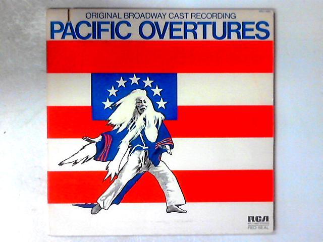 Pacific Overtures LP GATEFOLD By Stephen Sondheim