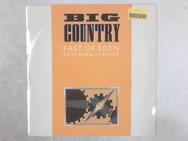 East Of Eden (Extended Version) 12in Single By Big Country