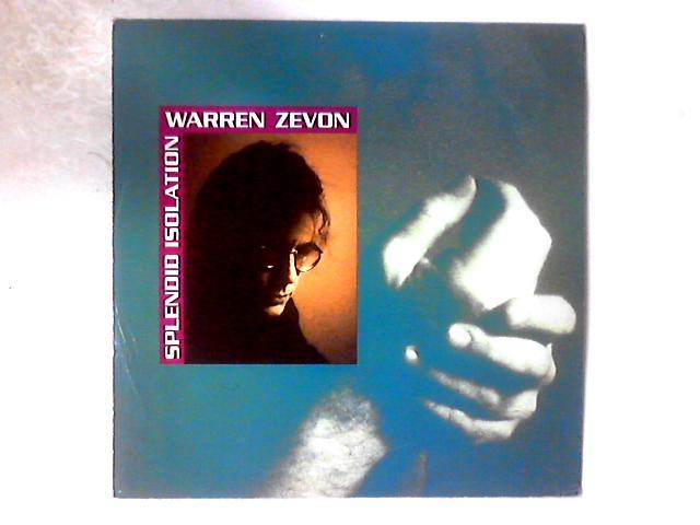 Splendid Isolation 12in By Warren Zevon