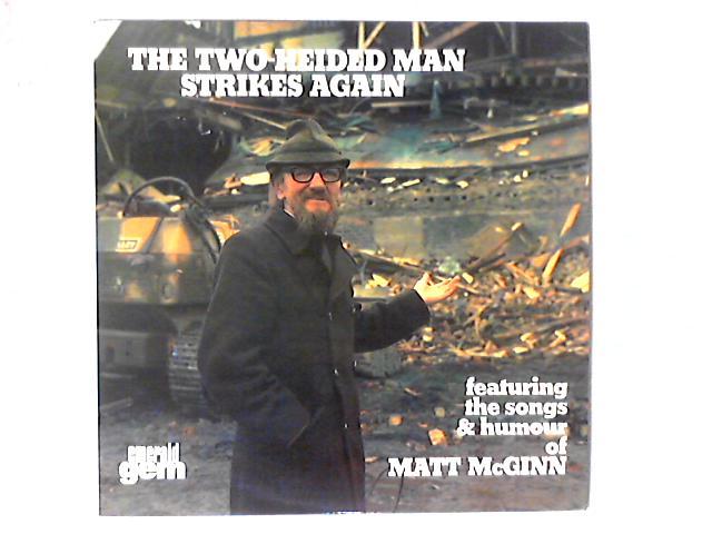 The Two-Heided Man Strikes Again LP by Matt McGinn (2)