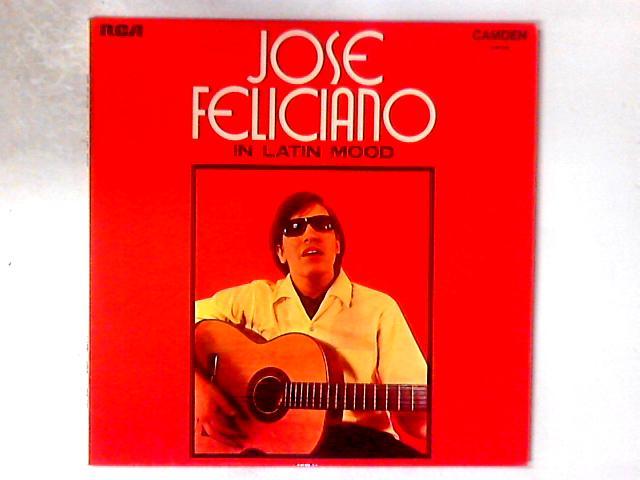 In Latin Mood LP by José Feliciano