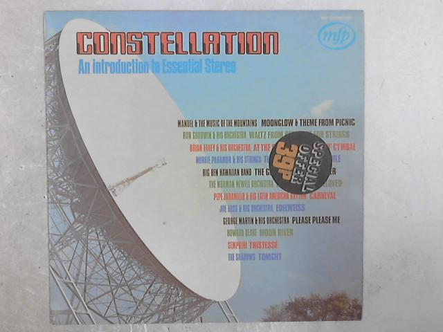Constellation - An Introduction To Essential Stereo COMP LP By Various