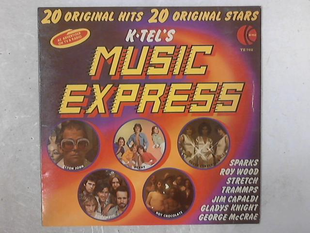 Music Express COMP LP By Various