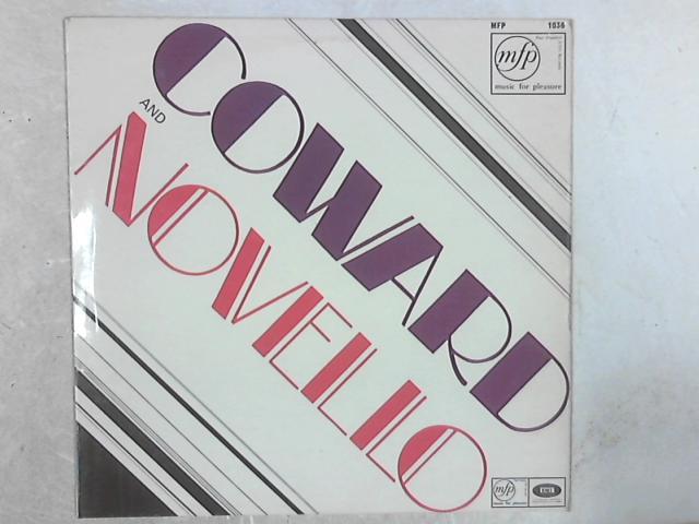 Coward & Novello LP By Various