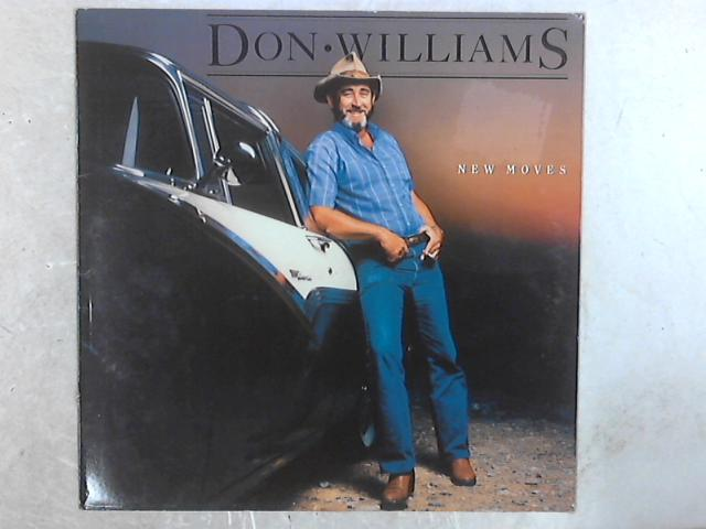 New Moves LP By Don Williams