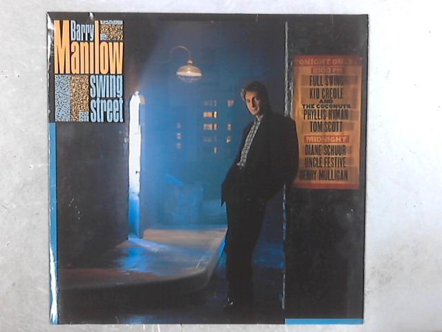 Swing Street LP By Barry Manilow
