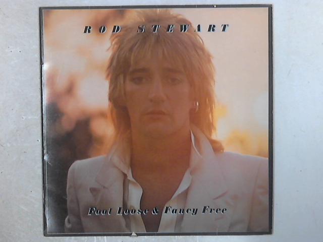 Foot Loose & Fancy Free LP By Rod Stewart