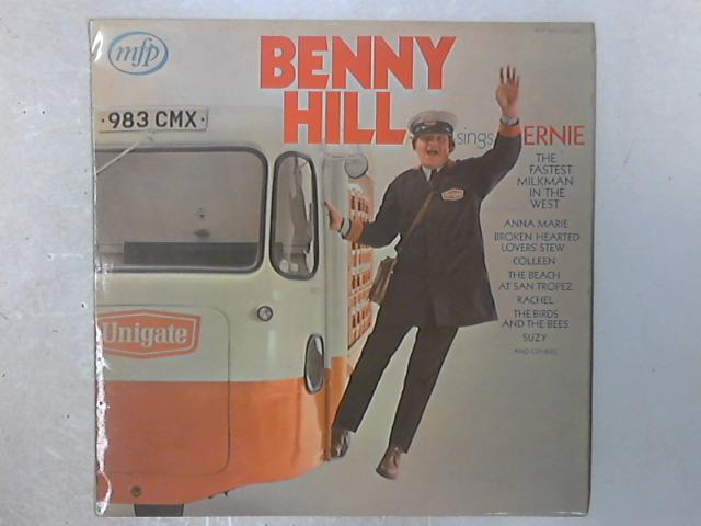 Benny Hill Sings Ernie, The Fastest Milkman In The West LP by Benny Hill
