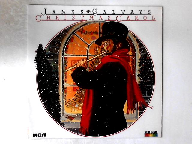 Christmas Carol LP By James Galway