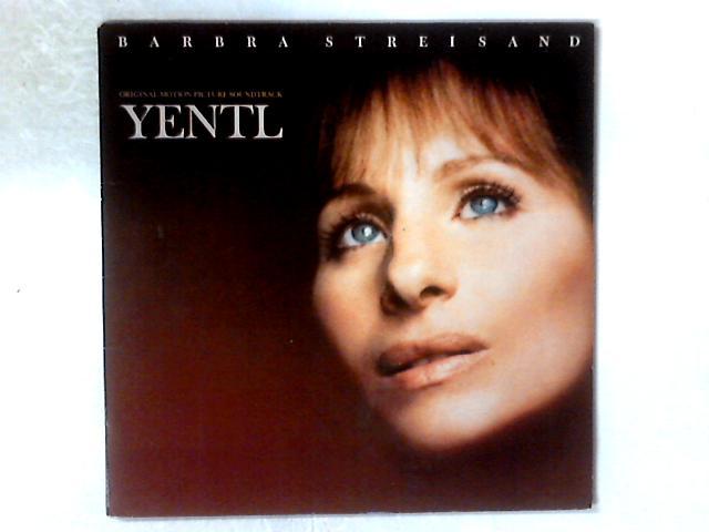 Yentl - Original Motion Picture Soundtrack LP By Barbra Streisand