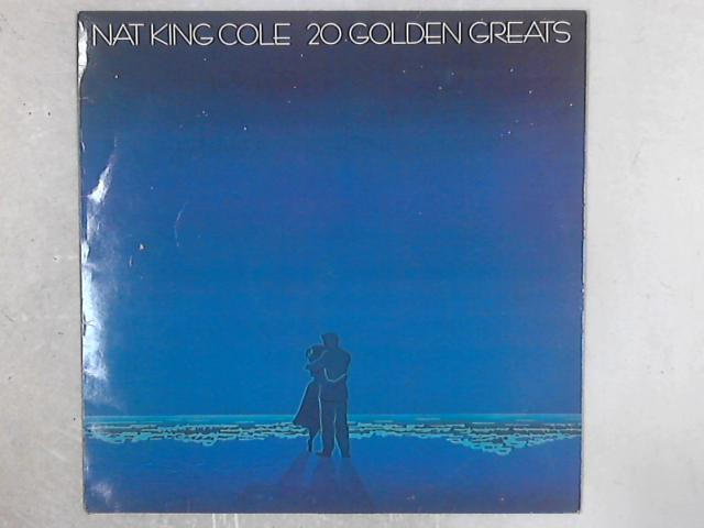 20 Golden Greats LP By Nat King Cole
