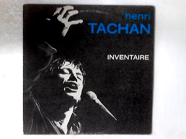 Inventaire 12in By Henri Tachan