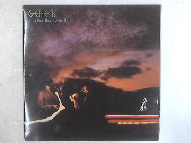 ...And Then There Were Three... LP By Genesis