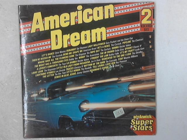 American Dream 2xLP COMP By Various