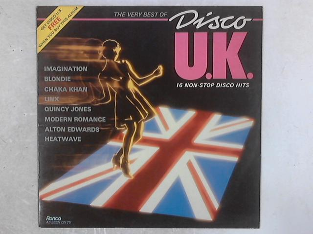 Disco U.K. COMP LP By Various