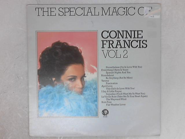 The Special Magic Of Connie Francis Vol 2 LP By Connie Francis