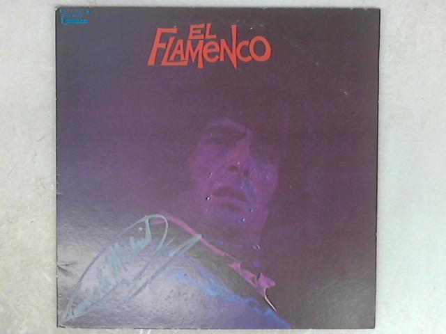 El Flamenco COMP LP Signed By Various