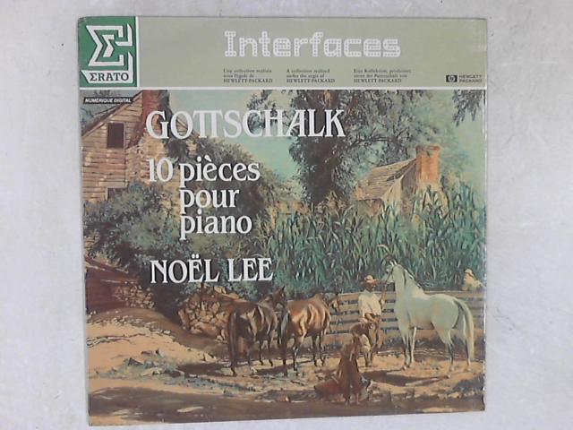 10 Pièces Pour Piano LP By Louis Moreau Gottschalk
