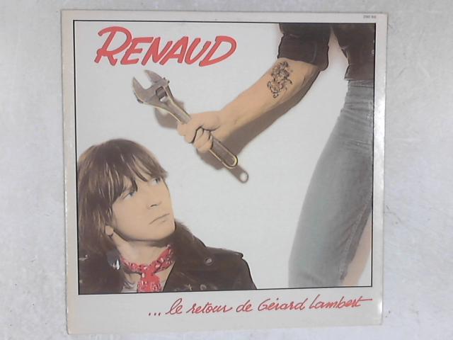 Le Retour De Gérard Lambert LP By Renaud